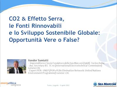 CO2 Effetto Serra