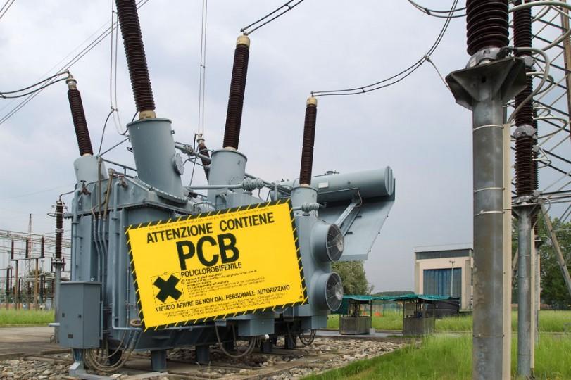 trasformatore PCB