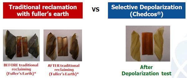 Il trattamento di depolarizzazione selettiva si dimostra efficace contro la corrosione a differenza di quello con terre follari
