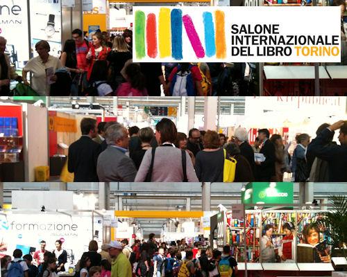 20 maggio 2013 - Salone del libro Torino 2013