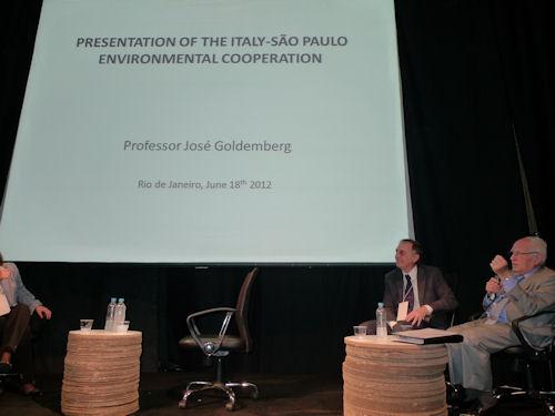 Sea Marconi torna da RIO+20, un po di delusione ma molte opportunità/ricerca e sviluppo chi