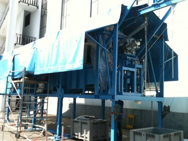 Progetto LORVER, conversione termochimica innovativa per la bioenergia/ricerca e sviluppo