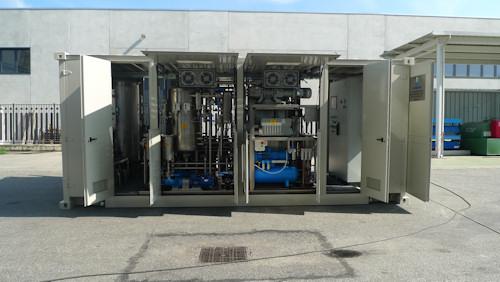 impianto trattamento olio trasformatore brasile1